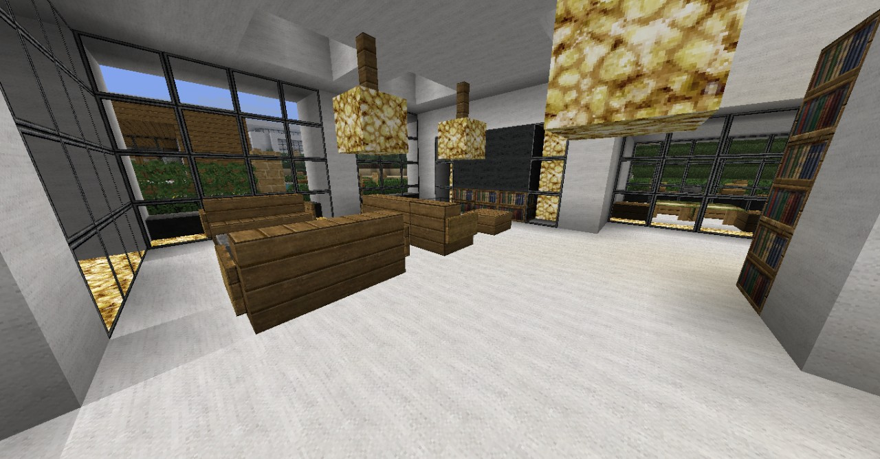 2011 11 30 225505 919661 Minecraft Modern House Map Download