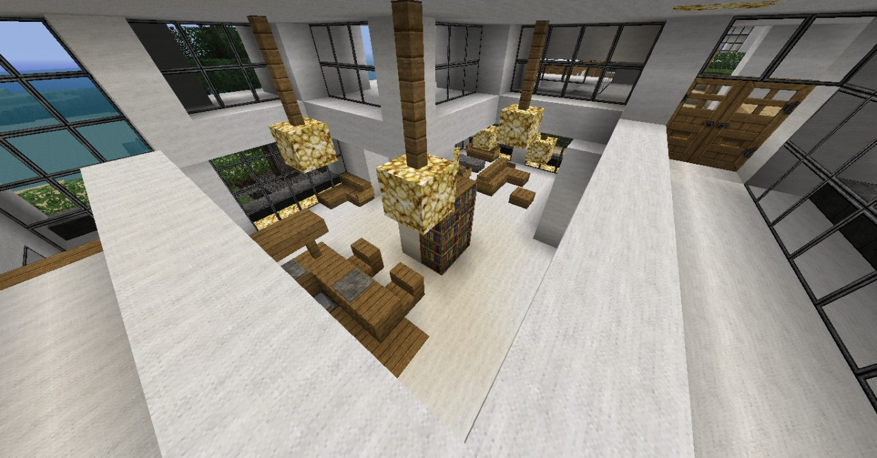 2011 11 30 225520 919675 Minecraft Modern House Map Download
