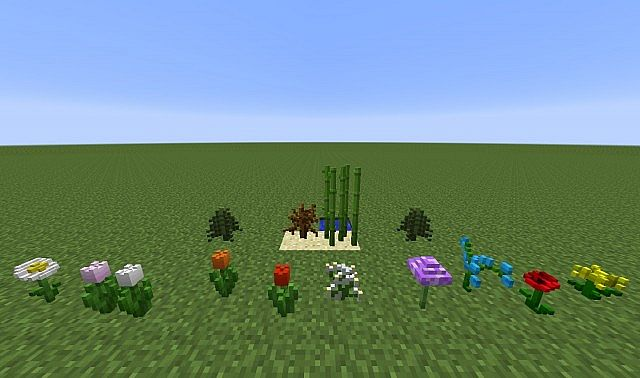 211e6  3d nature resource pack 3 [1.9.4/1.8.9] [16x] 3D Nature Texture Pack Download