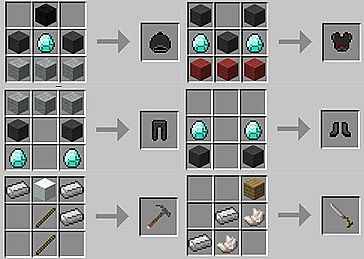 23954  Frozencraft Mod 5 Frozencraft Recipes