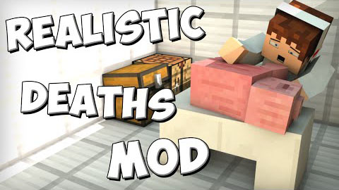 47a71  Realistic Deaths Mod [1.7.10] Realistic Deaths Mod Download