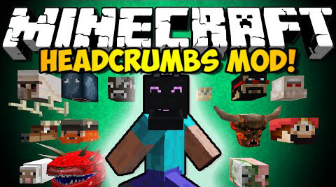 4b2b8  Headcrumbs Mod [1.9.4] Headcrumbs Mod Download