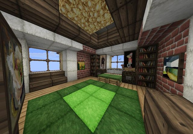521a1  Ovos rustic redemption 4 [1.9.4/1.8.9] [64x] Ovo's Rustic Redemption Texture Pack Download
