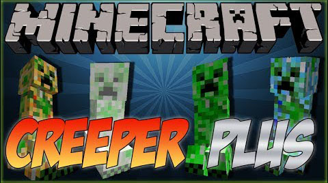 5d0b8  Creepers Plus Mod [1.7.10] Creepers Plus Mod Download