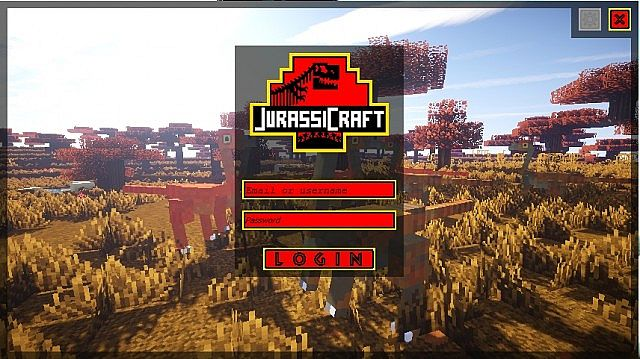601a2  JurassiCraft Mod 2 JurassiCraft Screenshots