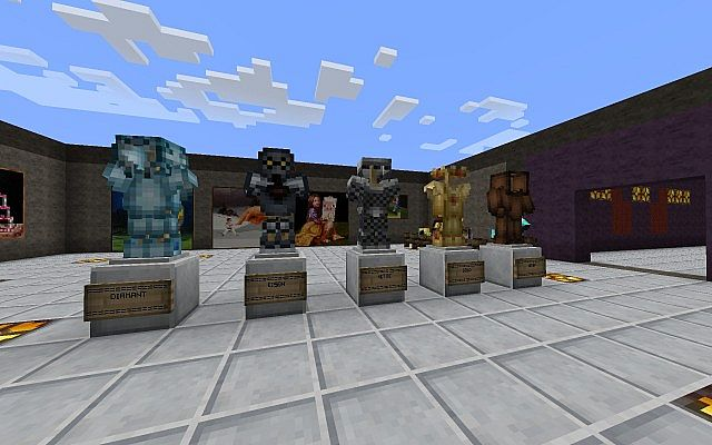 75655  Unsimple resource pack 2 [1.9.4/1.8.9] [16x] Unsimple Texture Pack Download