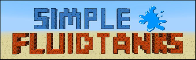 7f880  Simple Fluid Tanks Mod [1.7.10] Simple Fluid Tanks Mod Download