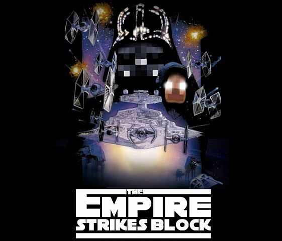8a396  Empire strikes block pack [1.9.4/1.8.9] [32x] Empire Strikes Block Texture Download