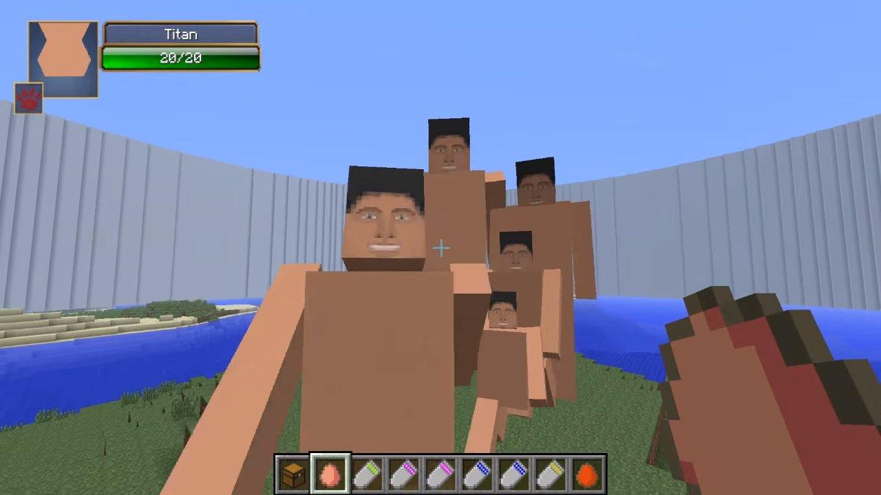 8.8.80] Attack on Titan Mod Download  Minecraft Forum