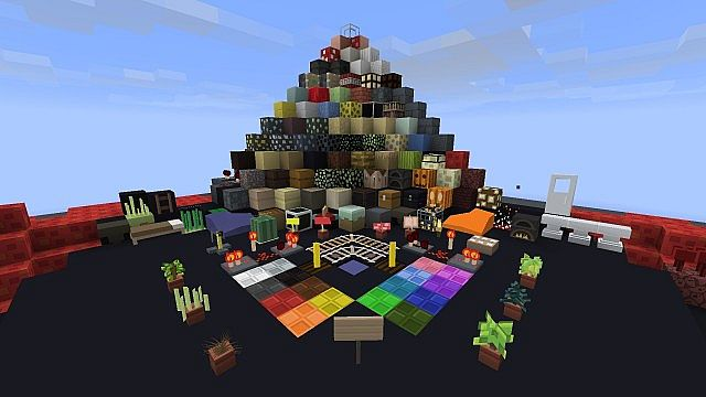 b1711  PosterCraft HD Pack 12 [1.9.4/1.8.9] [256x] PosterCraft HD Texture Pack Download