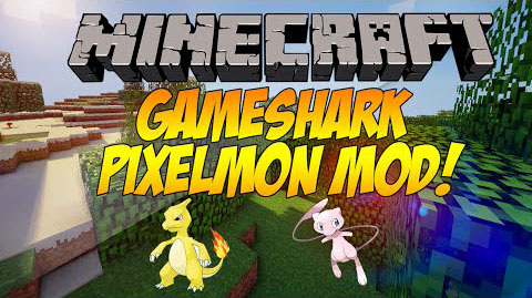 bc074  Gameshark Mod [1.7.10] Gameshark for Pixelmon Mod Download
