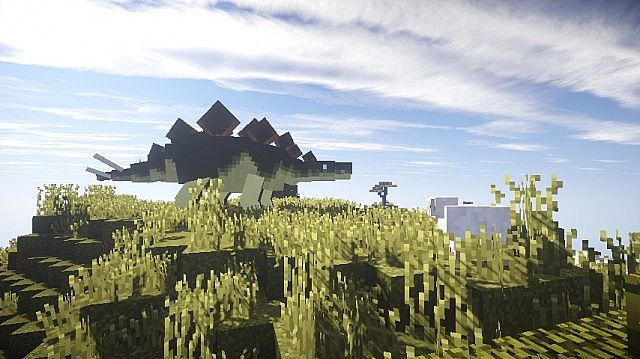 c3484  JurassiCraft Mod 7 JurassiCraft Screenshots