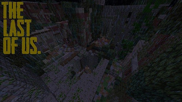 c41ce  The Last of Us Adventure Game Map 1 [1.8] The Last of Us Adventure Game Map Download