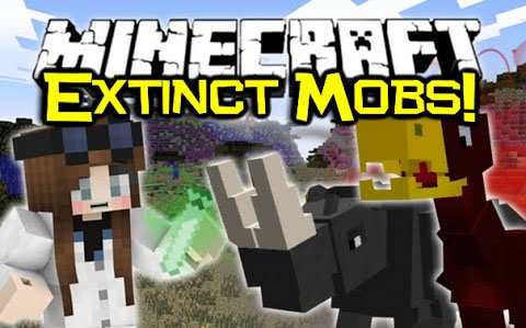 ec485  Bygone Age Mod [1.7.10] Bygone Age (Extinct Mobs) Mod Download