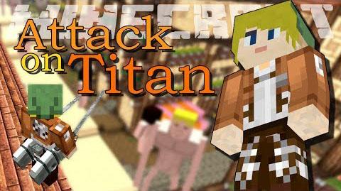 f448b  Attack on Titan Mod [1.7.10] Attack on Titan Mod Download