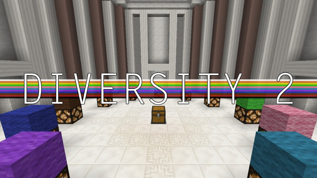 Diversity Map Download Minecraft Forum - Minecraft lan spielen 1 8