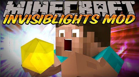f9394  InvisibLights Mod [1.7.10] InvisibLights Mod Download