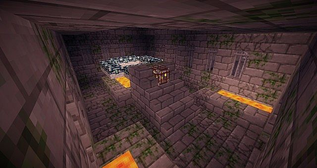0180e  Glendale resource pack 7 [1.9.4/1.8.9] [16x] Glendale – 3D Blocks Texture Pack Download