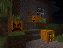[1.7.10] Carvable Pumpkins (Halloween) Mod Download