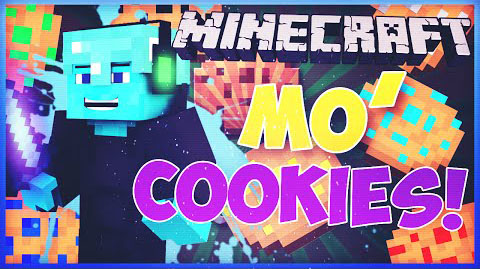 128f9  Mo Cookies Mod [1.7.10] Mo' Cookies Mod Download