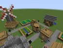 [1.7.10] Extended Villages Mod Download