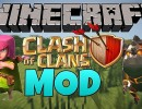 [1.7.10] Clash of Clans Mod Download