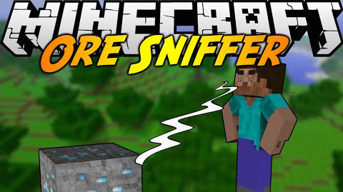 47cd3  Ore Sniffer Mod [1.7.10] Ore Sniffer Mod Download