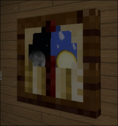 6431b  Wall Clock Mod [1.8] Wall Clock Mod Download