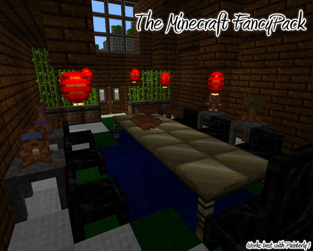 99992  FancyPack Mod [1.7.10] FancyPack Mod Download