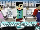[1.7.10] ClothingCraft Mod Download