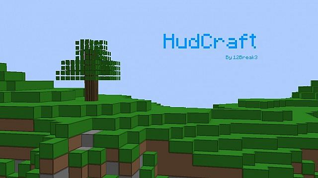 HudCraft 6063674 [1.9.4/1.8.9] [16x] HudCraft – 3D Texture Pack Download