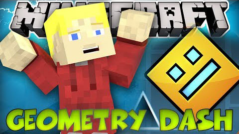 1 8 Geometry Dash Map Download Minecraft Forum