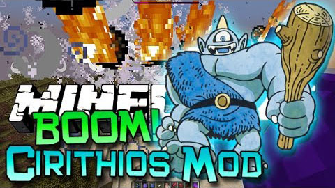 a6eb5  The Cirithios Mod [1.7.10] The Cirithios Mod Download