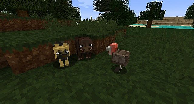 animals8209293 [1.9.4/1.8.9] [16x] RiverSide Texture Pack Download