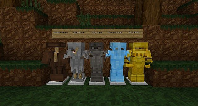 armor8209295 [1.9.4/1.8.9] [16x] RiverSide Texture Pack Download