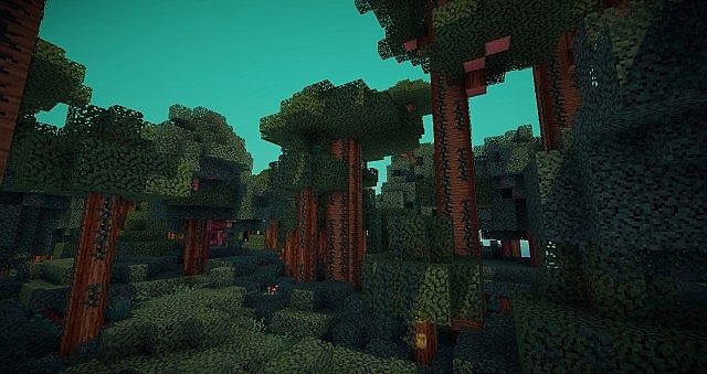 b2118  Glendale resource pack 2 [1.9.4/1.8.9] [16x] Glendale – 3D Blocks Texture Pack Download