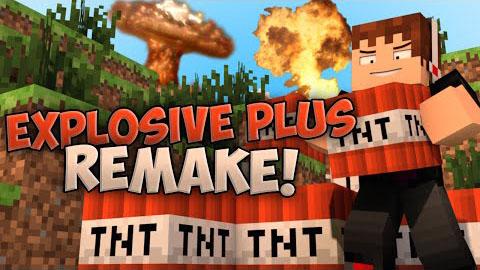 be2f3  Explosives Remake Mod [1.7.2] Explosives+ Remake Mod Download