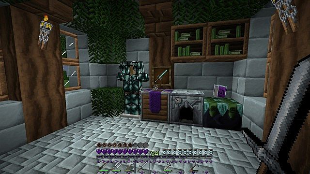 d533b  Spire resource pack [1.9.4/1.8.9] [64x] Spire Texture Pack Download