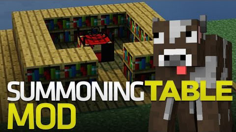 dcb6e  Summoning Table Mod [1.7.10] Summoning Table Mod Download