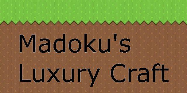 luxurycraft8223396 [1.9.4/1.8.9] [128x] Madoku's Luxury Craft Texture Pack Download