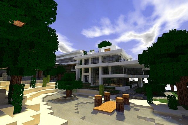 mansion3 4417295 [1.9.4/1.8.9] [64x] New Modern HD Texture Pack Download