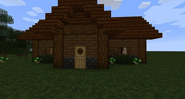 oakhome8209291 [1.9.4/1.8.9] [16x] RiverSide Texture Pack Download