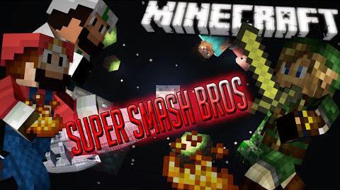 338db  Super Smash Bros Mod [1.7.10] Super Smash Bros. Mod Download