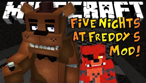 4c548  Five Nights at Freddys Mod [1.7.10] Five Nights at Freddy's Mod Download