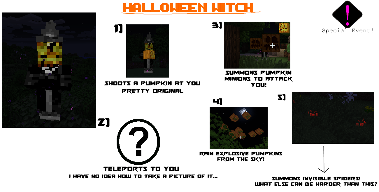 54ae4  Elemental Witch Mod 5 Elemental Witch (Halloween) Screenshots
