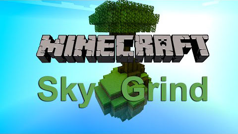5e2da  Skygrind Map [1.8] Skygrind Survival Map Download