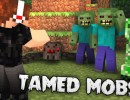 [1.7.10] Tamed Mobs Mod Download