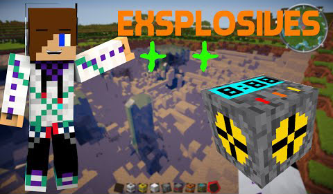 6c12a  Explosives Plus Plus Mod [1.7.10] Explosives Plus Plus Mod Download