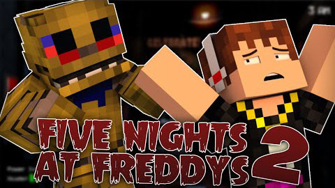 723a1  Five Nights At Freddys 2 Mod [1.7.10] Five Nights At Freddy's 2 Mod Download