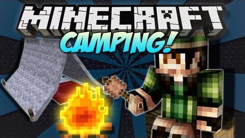 85492  Camping Mod [1.10.2] Camping Mod Download